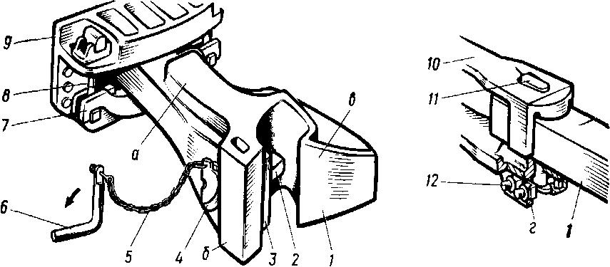 Тепловозы. Механическое